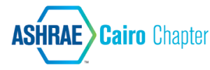 ASHRAE Cairo Chapter – Shaping Tomorrow's Built Environment Today